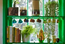 HOME: WINDOW TREATMENTS / by Marilyn Albers