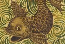 ARTSY FISH, ETC. / by Marilyn Albers