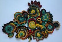 haken / crochet / by Hilke Lagrand