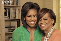 OBAMA, MICHELLE - First Lady Extraordinare / Awesome, Beautiful, Gorgeous, Inspiring / by Dee McLeod
