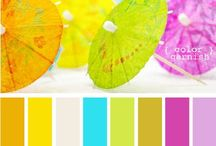 Colour palette / by creajettie