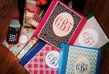 School Supplies and others / Back To school / by Angelina Blake