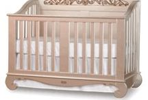 Cribs that Inspire / Beautiful cribs for nurseries.  / by LivingLullabyDesigns