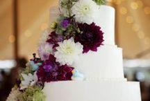 Dahlia ideas for cakes / by Dahlia Barn