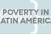 Poverty in Latin America / #poverty #NGO #youth #children #kids #volunteer #techo #latinamerica #caribbean  / by TECHO.org