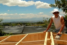 Constructions by TECHO NGO / #dreamscometrue #home #homes #houses #house #poverty #latinamerica #collaborate #donate #volunteer #caribbean  / by TECHO.org