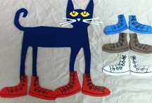 Theme:  Pete the Cat / by Susan (SKP)