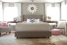 Decorating - Bedrooms / by ♥ @ Home Decorating ~ Sharon Christie