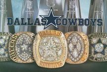 Dallas Cowboys / by Monica Reyes