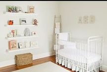 White baby rooms / by GagaGallery Wheeler3Designs