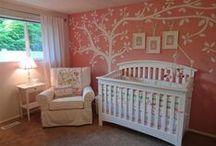 Pink baby rooms / by GagaGallery Wheeler3Designs
