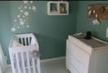 Small baby rooms / by GagaGallery Wheeler3Designs