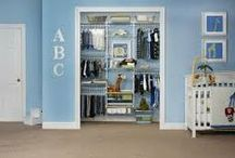 Closets / by GagaGallery Wheeler3Designs