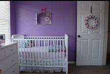 Purple room / by GagaGallery Wheeler3Designs