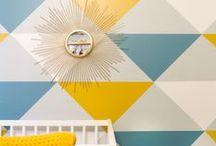 Walls with design / by GagaGallery Wheeler3Designs