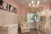 Pink and Brown rooms / by GagaGallery Wheeler3Designs