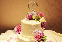 Fez Wedding Cakes by Brenda McGee / by The Fez Banquet & Wedding Center