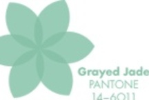 Pantone for Spring 2013 / by The Fez Banquet & Wedding Center