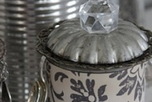 Can Crafts & Bottle Cap Creations / by Kathy Herrington