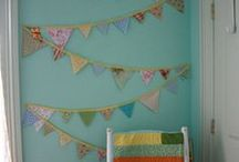 Pennants banners / by GagaGallery Wheeler3Designs