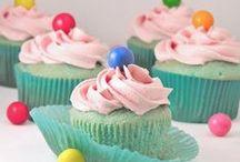 Cupcakes / by GagaGallery Wheeler3Designs