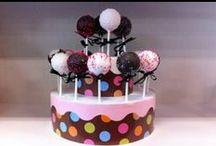 Cake pop holders / by GagaGallery