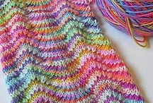 Knitting projects / by Joy
