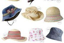 klobučki / by Tomi Pomi