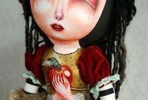 bonecas  / by Andrea Nacar