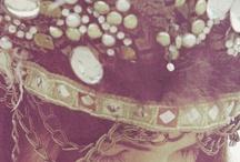 Gems, Jewels, & Ornamentation / by Grace Mimbs