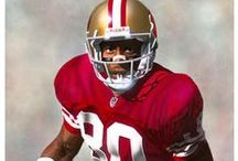 Past 49er greats... / by Greg Speck