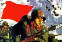 World War Two Russian Posters / by Greg Speck