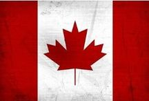 Canada / true north strong & free...I'm so thankful to be Canadian! / by Donna Van Helvoort