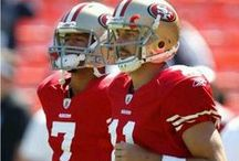 San Francisco 49ers (2) 2010-2012 / by Greg Speck