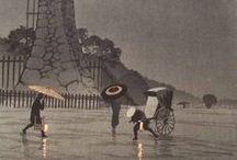 Japanese Rain Art / by Greg Speck
