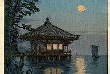Japanese Moon Art / by Greg Speck