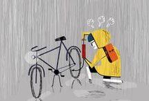 Rain Art 4 / by Greg Speck