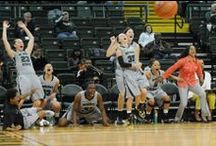 Women's Basketball  / Photos of the women's team in action this season, click on the pictures to relive the games! / by Wright State Raiders