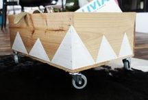 DIY projects to try / by shinedesign