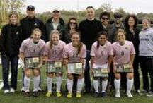 Women's Soccer / Relive the games of the Women's Soccer season by clicking on the pictures! / by Wright State Raiders