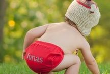 Fall Fashion / Fabulous fall styles for your adorable little guy. / by RuggedButts