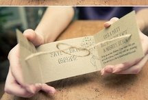 wedding ideas / by Jill Ginder