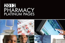 "2012 Pharmacy Platinum Pages Buyers Guide / Known as the ""Yellow Pages of Pharmacy,"" the Pharmacy Platinum Pages is published annually and serves the profession as a comprehensive and relevant buyer's guide. In its 8th year of production, the 2012 Pharmacy Platinum Pages featured more than 350 profiles and enhanced company sponsorships. / by RXinsider"