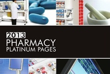 "2013 Pharmacy Platinum Pages Buyers Guide / Known as the ""Yellow Pages of Pharmacy,"" the Pharmacy Platinum Pages is published annually and serves the profession as a comprehensive and relevant buyer's guide. / by RXinsider"