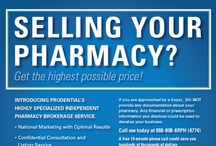 Buying / Selling of a Pharmacy & Franchising / Pharmacy Acquisitions Consultants, Retail Chains Contacts, Valuation Services, Tax Consulting, Exit Strategy Planning, Brokers... / by RXinsider