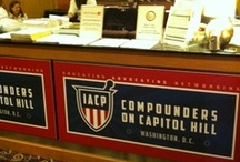 "17 ""must see"" IACP exhibits/booths / If you are attending the IACP Compounders on Capitol Hill meeting in Washington DC, the RXinsider B2B Team highly recommends you visit the following ""must see"" booths. / by RXinsider"