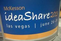 "16 ""must see"" McKesson ideaShare exhibits/booths / If you are attending McKesson ideaShare in Las Vegas, NV the RXinsider B2B Team highly recommends you visit the following ""must see"" booths. / by RXinsider"
