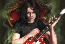 Jack White / Words cannot describe my admiration for this man! / by Lora