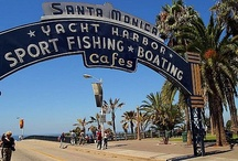 Life is a Beach / Celebrating the beauty of our Santa Monica Pier / by Santa Monica Pier Aquarium
