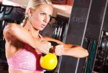 Kettlebell Workouts / by Gymboss Timers
